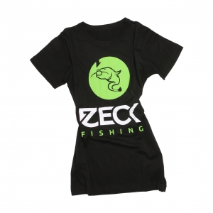 Girlie Shirt Catfish Black